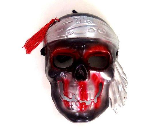 Máscara Caveira Sangrenta