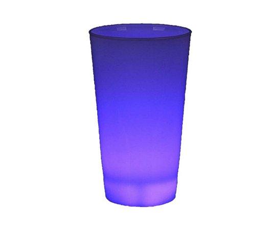 Copo Neon Azul