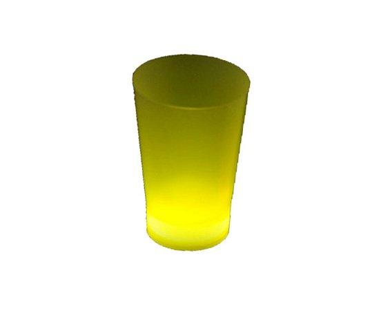 Copo Neon Amarelo