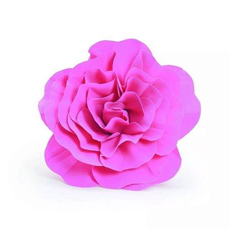 Flor Decorativa 45cm Pink