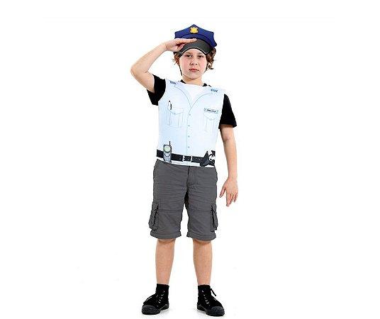 Peitoral Policial tam único