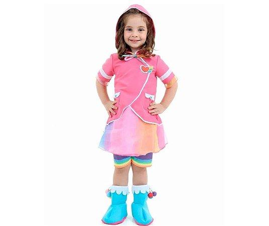Fantasia Rainbow Ruby M 6 anos