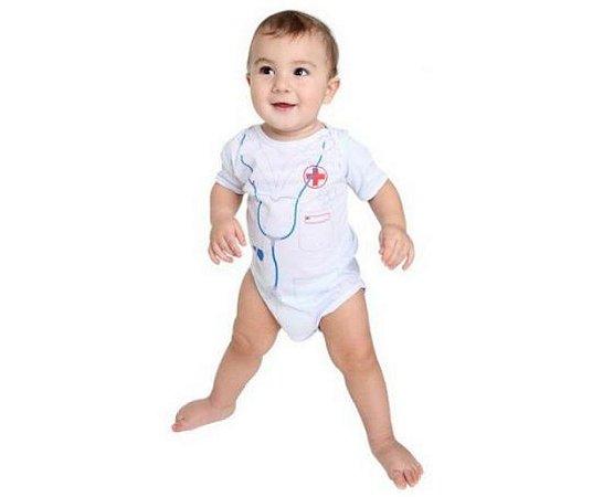 Fantasia Body Médico P 3 Meses
