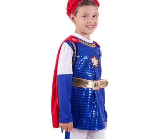 Fantasia Infantil Príncipe Anton tam 4