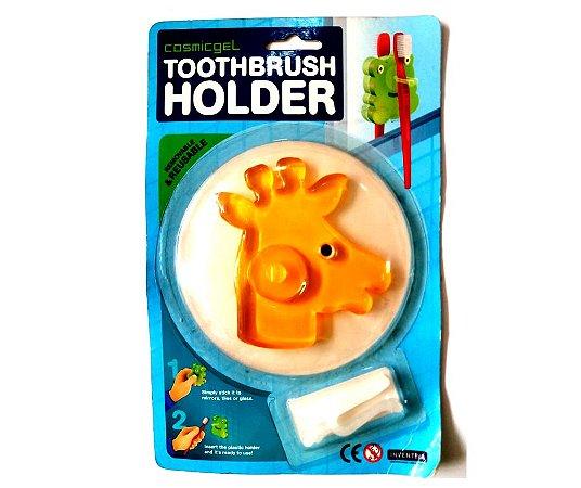 Porta Escova de Dentes - Girafa
