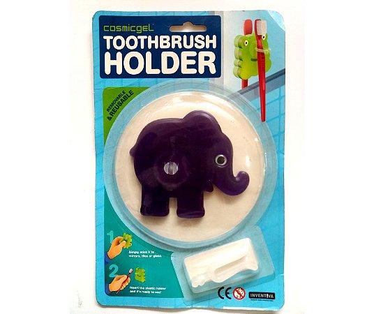 Porta Escova de Dentes - Elefante