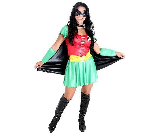 Fantasia vestido Robin Tam P 34 - Usado