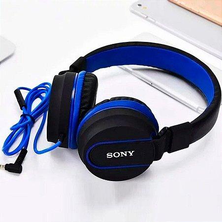Fone De Ouvido Headphone Sony Hbh 885 Stereo P2 Cor Sortida