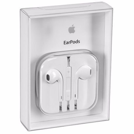 Fone de Ouvido Para iPhone EarPods P2 Na Caixa
