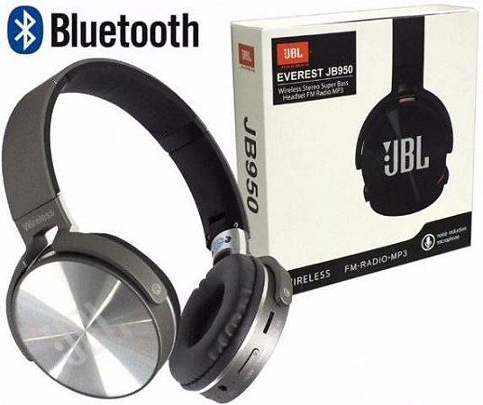 Fone De Ouvido JBL JB950 Bluetooth Cor Sortida