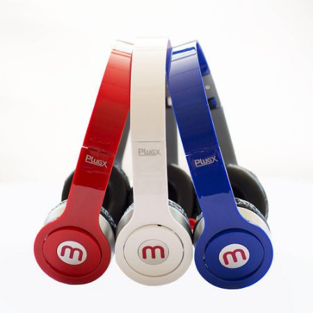 Fone de Ouvido Headphone Com Microfone PERFECTION-Plugx