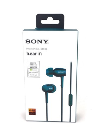 Fone De Ouvido Sony h.ear in Stereo Headphones Cor Masculina Sortida