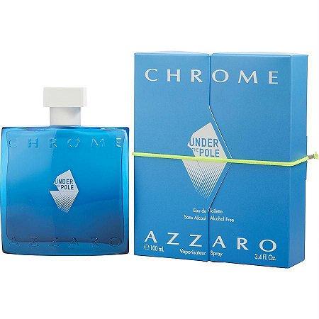 Chrome Under The Pole Azzaro - Perfume Masculino