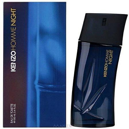 Kenzo Homme Night Eau de Toilette-Perfume Masculino