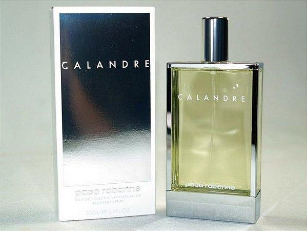 Calandre Eau de Toilette Paco Rabanne - Perfume Feminino