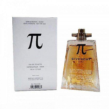Tester Pi Eau de Toilette Givenchy- Perfume Masculino - 100Ml