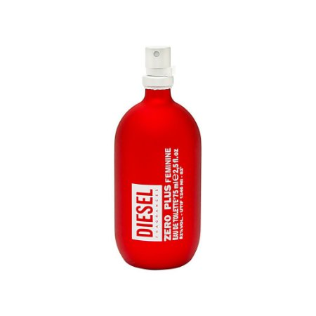 Zero Plus Eau de Toilette Diesel - Perfume Feminino 75ml