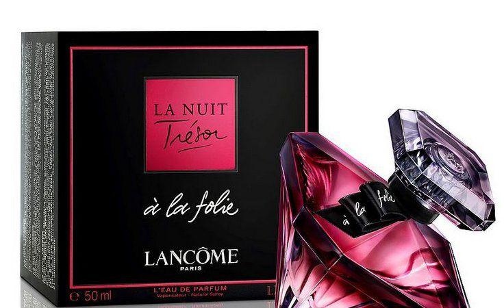 La Nuit Trésor à La Folie Lancôme Eau de Parfum - Perfume Feminino