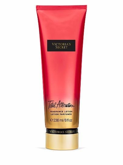 Loção Hidratante Total Attraction Victoria´s Secret - 236Ml