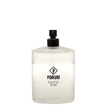 Forum Classic Jeans Eau De Toilette  - Perfume Unissex - 100Ml