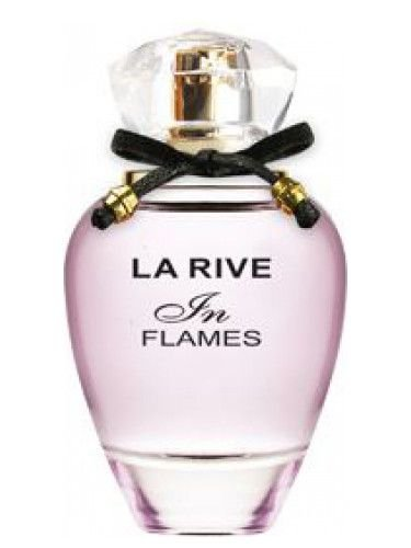 In Flames Eau De Parfum La Rive - Perfume Feminino - 90ML