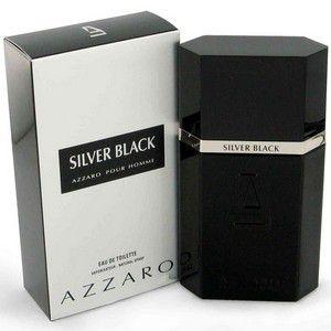 Miniatura Silver Black Eau de Toilette Azzaro - Perfume Masculino 7 ML