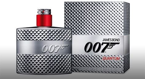 007 Quantum James Bond Eau de Toilette - Perfume Masculino 30 ML