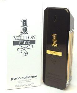 Téster 1 Million Privé Eau de Parfum Paco Rabanne - Perfume Masculino 100 ML
