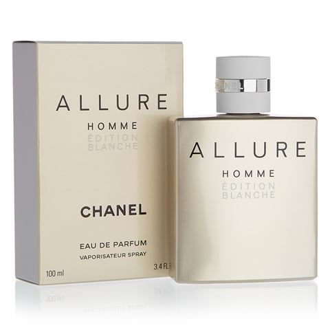 Téster Allure Homme Edition Blanche Chanel Eau de Parfum - Perfume Masculino 100 ML