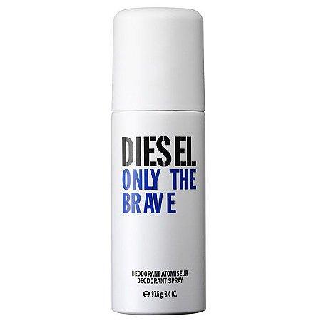Desodorante Diesel Only The Brave- Desodorante Masculino 150 ML