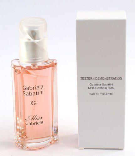 Tester Miss Gabriela Eau de Toilette Gabriela Sabatini - Perfume Feminino - 60ML