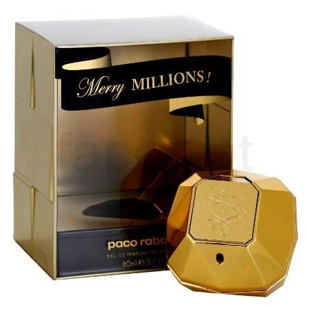 Merry Millions  Eau De Parfum Paco Rabanne  - Perfume Feminino
