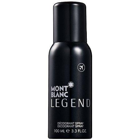Legend Montblanc - Desodorante Masculino - 100ml