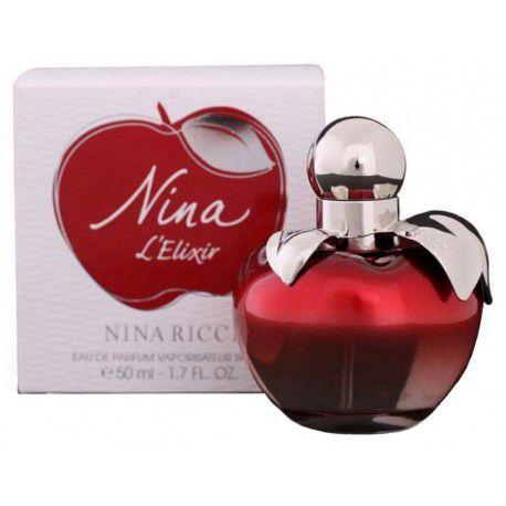 Téster Nina Ricci L`Elixir Feminino Eau de Parfum - 80 ML