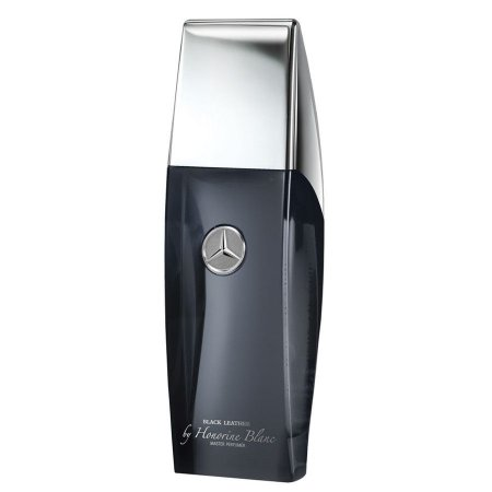 Mercedes Benz Vip Club Black Leather Eau de Toilette - Perfume Masculino