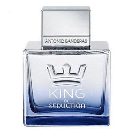 King of Seduction Eau de Toilette  Masculino Antonio Banderas