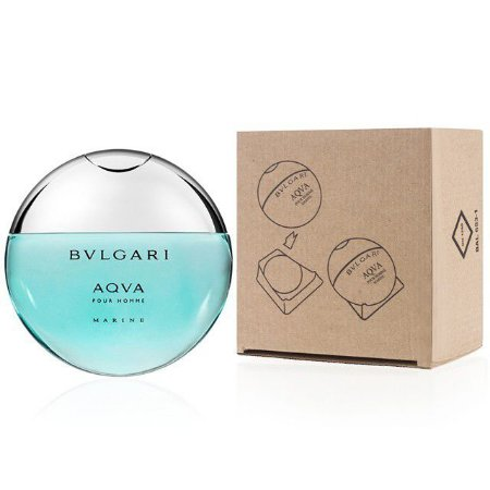 Téster Aqva Pour Homme Marine Bvlgari - Perfume Masculino 100 ML