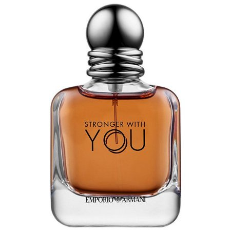 Emporio Armani Stronger With YOU Eau de Toilette - Perfume Masculino