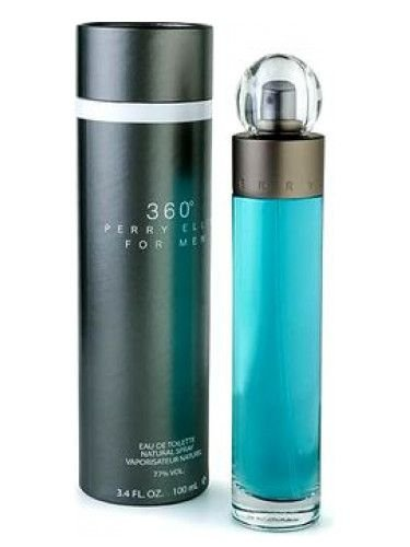 360° Perry Ellis For Mem EDT - Perfume Masculino 3.4 Fl OZ. 100ML