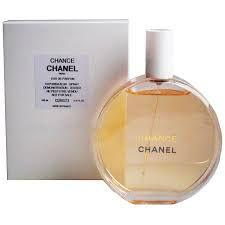 Téster Chance Eau de Toilette Feminino Chanel 100 ML