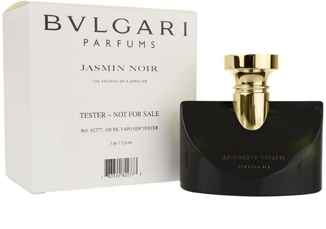 Tester  Jasmin Noir Eau De Parfum Bvlgari- Perfume Feminino 100 ML