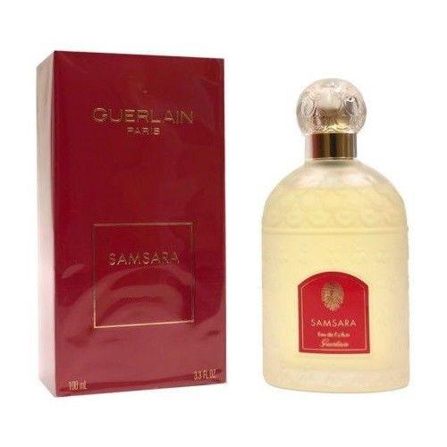 Téster Samsara Eau de Toilette Guerlain- Perfume Feminino 100 ML
