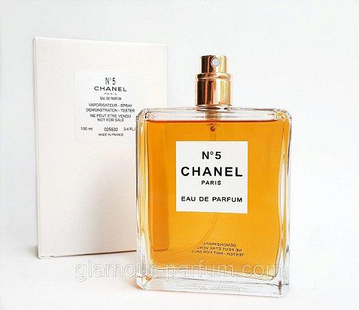 Tester N° 5 Chanel- Perfume Eau de Parfum 100 ML