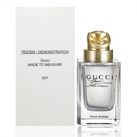 Téster Gucci Made to Measure Eau de Toilette Gucci Guilty- Perfume Masculino- 90ML