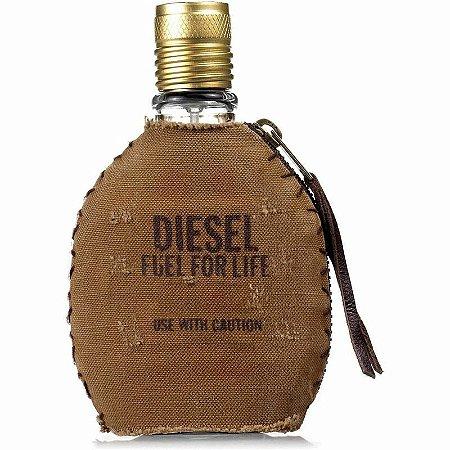 Fuel For Life Eau de Toilette Diesel - Perfume Masculino