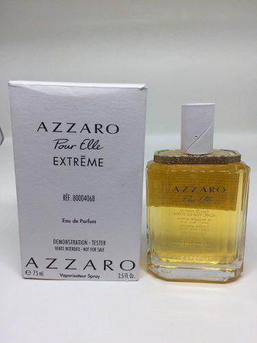 Téster Azzaro Pour Elle Eau de Parfum - Perfume Feminino 75 ML