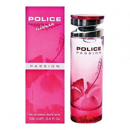Police Passion Eau de Toilette - Perfume Feminino 100ML
