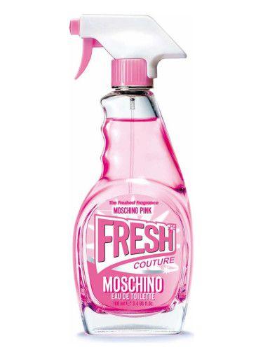 Moschino Pink Fresh Couture Eau de Toilette - Perfume Feminino