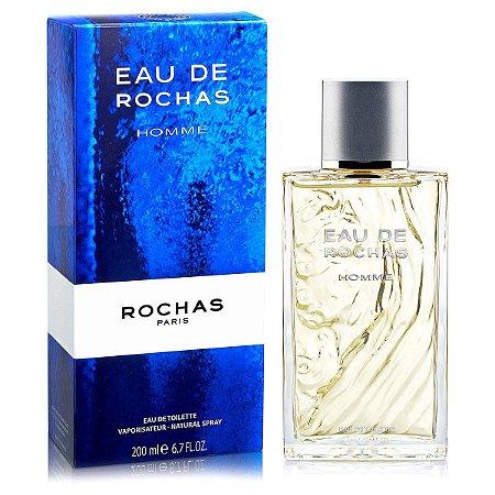 Eau de Rochas Homme Eau de Toilette Rochas - Perfume Masculino