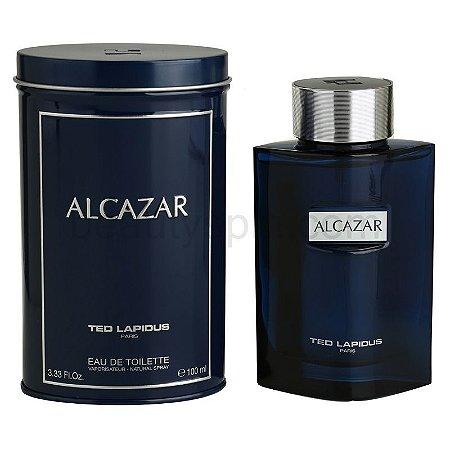 Alcazar Eau de Toilette Ted Lapidus - Perfume Masculino